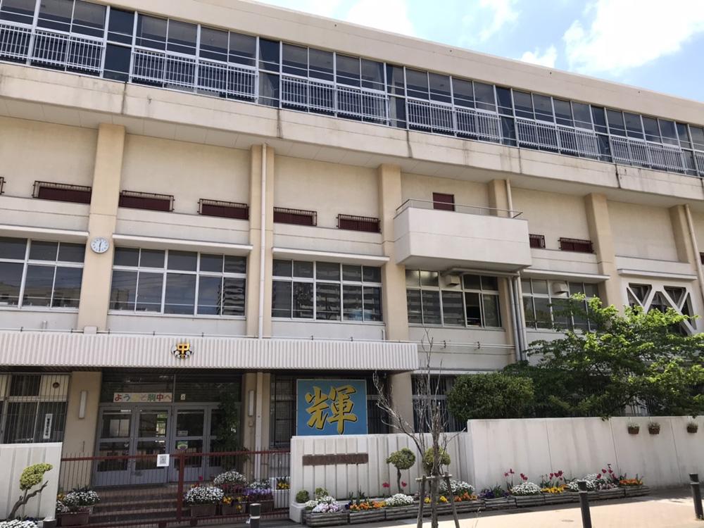 駒ヶ林中学校