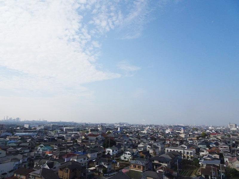 エメラルドマンション東加古川眺望